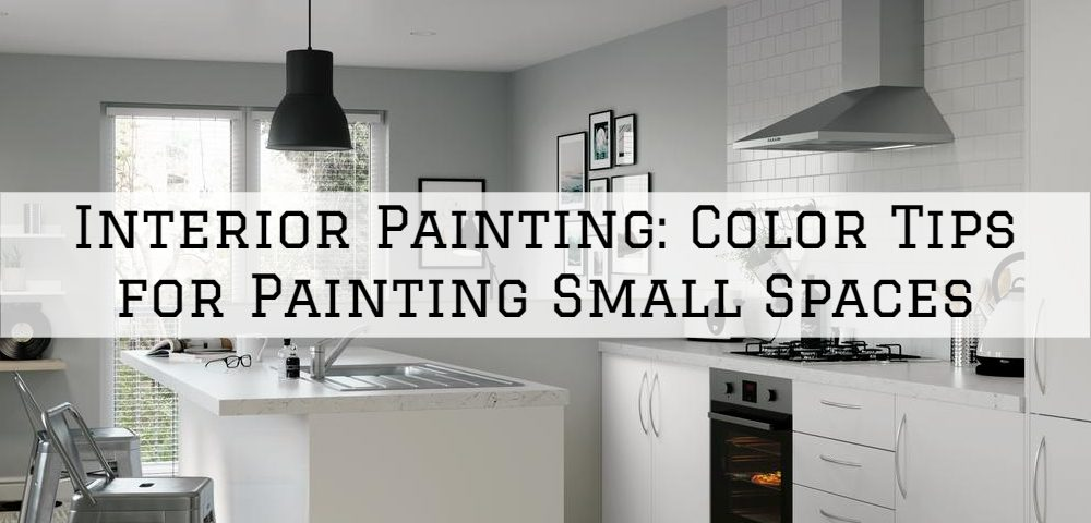 Interior Painting, Jefferson Town, KY_ Color Tips for Painting Small Spaces
