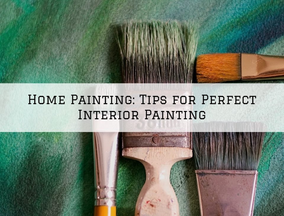 Home Painting Shelby County, KY_ Tips for Perfect Interior Painting
