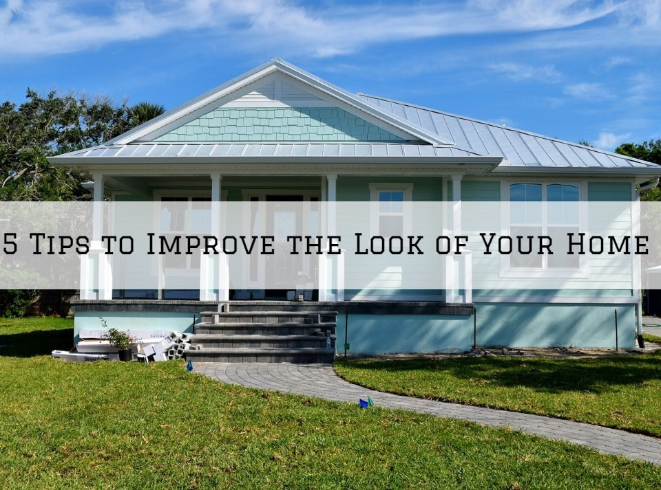 5 Tips to Improve the Look of Your Home in Jefferson Town, KY