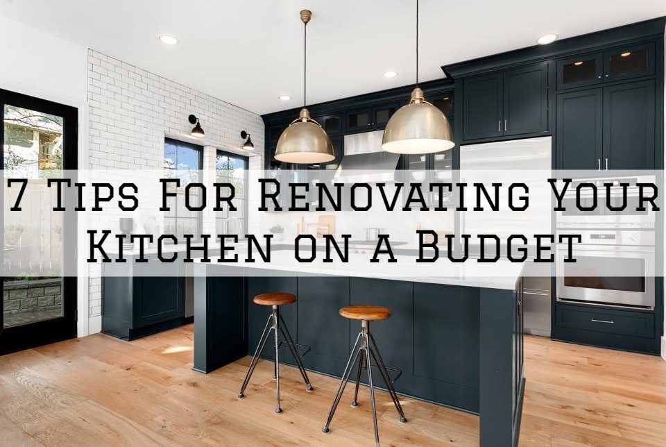 24-05-2021 Serious Business Painting Prospect KY tips for renovating your kitchen on a budget